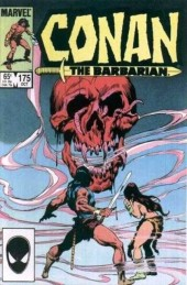 Conan the Barbarian Vol 1 (Marvel - 1970) -175- The scarlet personage!