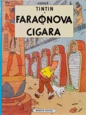 Tintin (en langues étrangères) -4Serbe- Faraonova cigara