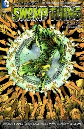 Swamp Thing (2011) -INT06- The Sureen