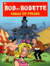 Bob et Bobette -330- Fanas de freaks
