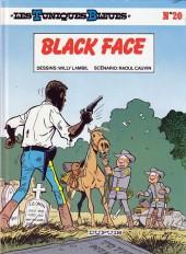 Les tuniques Bleues -20b1994- Black Face