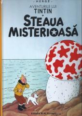 Tintin (en langues étrangères) -10Roumain- Steaua misterioasa