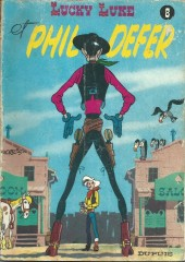 Lucky Luke -8d84- Lucky Luke et Phil Defer