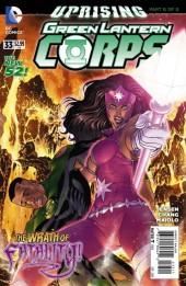 Green Lantern Corps (2011) -33- Uprising, Part 6: Fatale