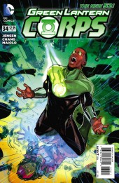 Green Lantern Corps (2011) -34- Vengeance, Swift