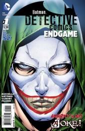 Detective Comics: Endgame (2015) -1- The beginning...