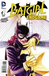 Batgirl: Endgame (2015) -1- The Battle for the Burnside Bridge
