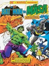 Batman Vs La Masa - El monstruo y el loco