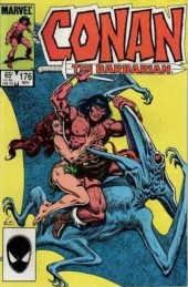 Conan the Barbarian Vol 1 (Marvel - 1970) -176- Argos rain