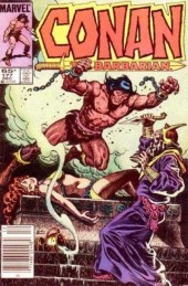 Conan the Barbarian Vol 1 (Marvel - 1970) -177- Well of souls!