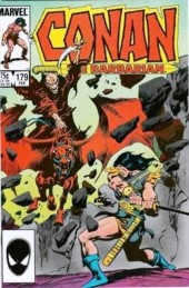 Conan the Barbarian Vol 1 (Marvel - 1970) -179- The end of all there is