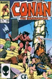 Conan the Barbarian Vol 1 (Marvel - 1970) -180- Witches' keep