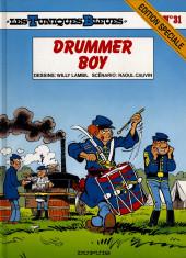Les tuniques Bleues -31ES- Drummer boy