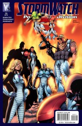 StormWatch: P.H.D. (2007) -23- Issue 23