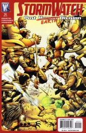 StormWatch: P.H.D. (2007) -24- Issue 24