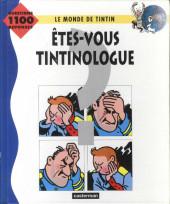 Tintin - Divers -40b- Êtes-vous tintinologue