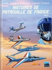 Histoires de patrouille de France -1- Le Jour d'avant...