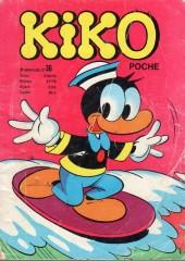 Kiko -36- Fauve qui peut !