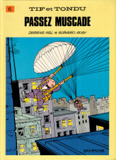 Tif et Tondu -6b1987- Passez muscade
