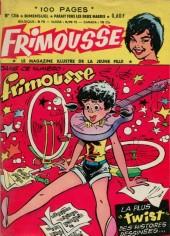 Frimousse -136- La fille de la jungle