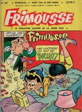 Frimousse -167- Le secret du désert