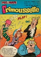 Frimoussette -63- Bouboule joue les yéyé