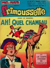 Frimoussette -67- Ah ! Quel chameau