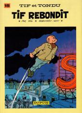 Tif et Tondu -15b1986- Tif rebondit