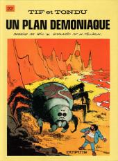 Tif et Tondu -22b1986- Un plan démoniaque