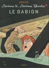 Jérôme K. Jérôme Bloche -12b2013- Le gabion