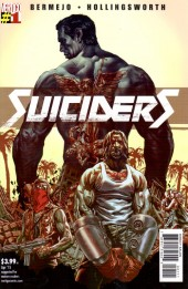 Suiciders (2015) -1- The Brutality Malady