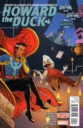 Howard the Duck (2015) -4- Dr. Strange In A Dr. Strange Land