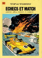 Tif et Tondu -30a1986- Echecs et match