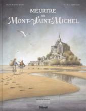 Meurtre au Mont-Saint-Michel - Meurtre au mont-saint-michel