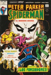 Peter Parker: Spiderman -10- ¡De nuevo, Los Forzadores!