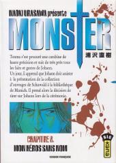 Monster (Urasawa) -8- Mon héros sans nom