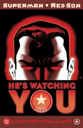Superman: Red Son (2003) -3- Red Son Setting