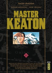 Master Keaton (Édition Deluxe) -11- Volume 11