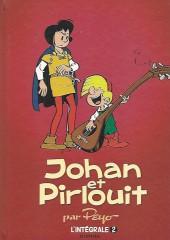 Johan et Pirlouit (Intégrale) -2a2015- Sortilèges et enchantements