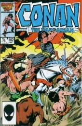 Conan the Barbarian Vol 1 (Marvel - 1970) -182- Testament