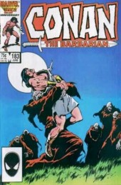 Conan the Barbarian Vol 1 (Marvel - 1970) -183- Blood dawn
