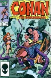 Conan the Barbarian Vol 1 (Marvel - 1970) -185- Monument