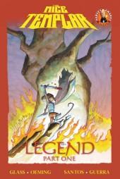 Mice Templar (The), Volume IV: Legend (2013) -INT01a- Legend, part one