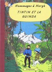 Tintin - Pastiches, parodies & pirates -27a- Tintin et la Guinda