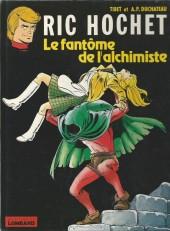 Ric Hochet -30a80- Le fantôme de l'alchimiste