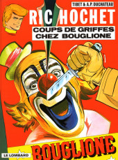 Ric Hochet -25d01- Coups de griffes chez Bouglione