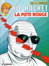 Ric Hochet -24b00- La piste rouge