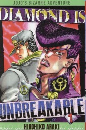 Jojo's Bizarre Adventure - Diamond is unbreakable -1- Josuke Higashikata entre en scène