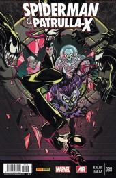 Lobezno y la Patrulla-X -38- Spiderman y La Patrulla-X. Capítulo 5