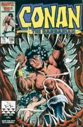 Conan the Barbarian Vol 1 (Marvel - 1970) -186- The crimson brotherhood